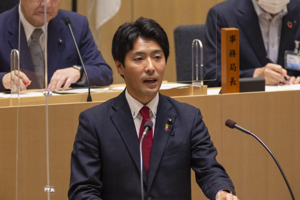 富山県議会 令和3年6月一般質問